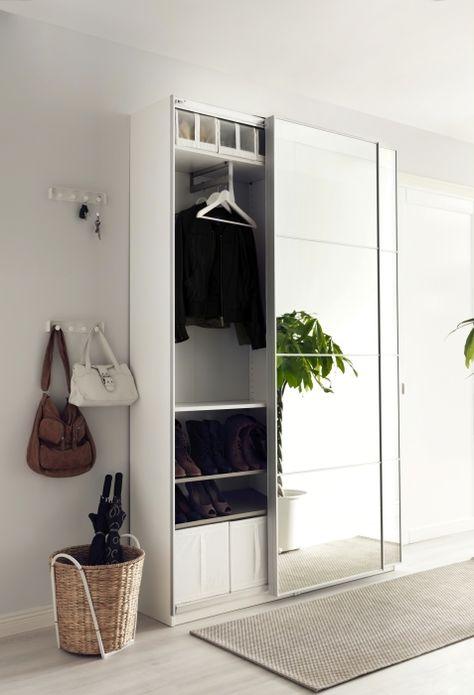 PAX kledingkast IKEA i just might get this IKEA - schlafzimmerschrank über eck