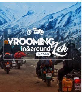 Leh Ladakh To Manali Bike Trip Package 2020 With Images Bike