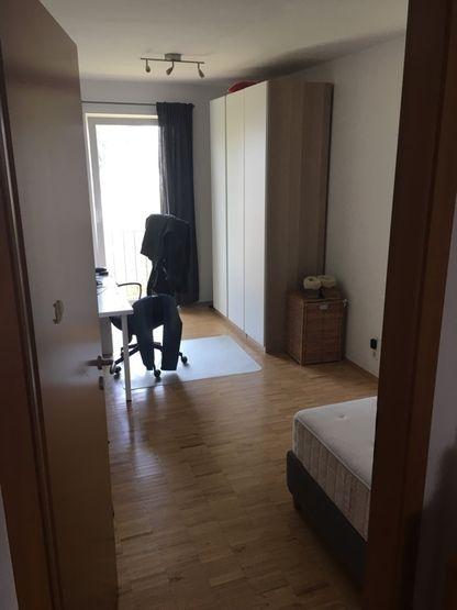 Teilmobliertes 16qm Zimmer In Grossraumiger 2er Wg Nahe Westpark 570 Warm Wg Zimmer In Munchen Westpark Con Immagini