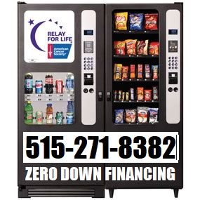 New Vending Machine Package Factory Direct Value Added