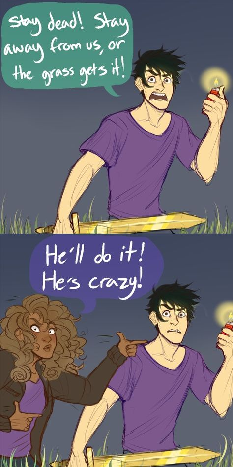 Percy Jackson, Hazel Levesque, Heroes of Olympus: The Son of Neptune Percabeth, Solangelo, Percy Jackson Memes, Percy Jackson Books, Percy Jackson Fandom, Percy Jackson Fan Art Funny, Annabeth Chase, Son Of Neptune, Frank Zhang