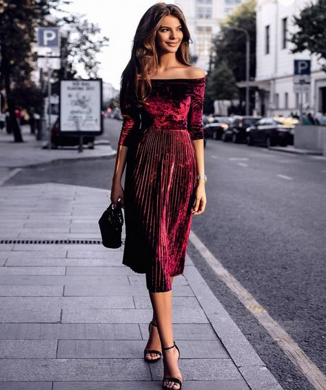 40 Ideas Stylish Dresses for Your Christmas