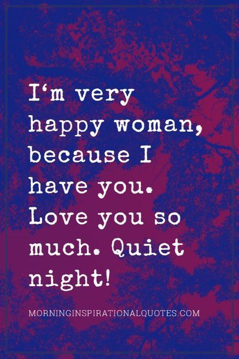 Amazing Good Night Messages for Him With Images