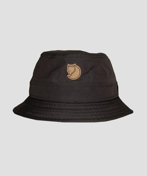 Fjallraven Kiruna Bucket Hat Dark Grey