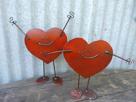 HugMe Hearts and Hooray hearts by scraphound studio