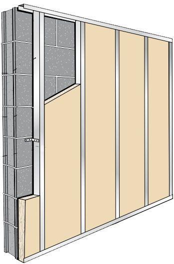 Dossier  Isolation des murs par lu0027intérieur  tutoriel maison