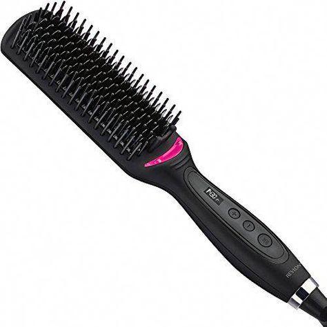 Beautiful Revlon Salon One Step Hair Straightening Brush