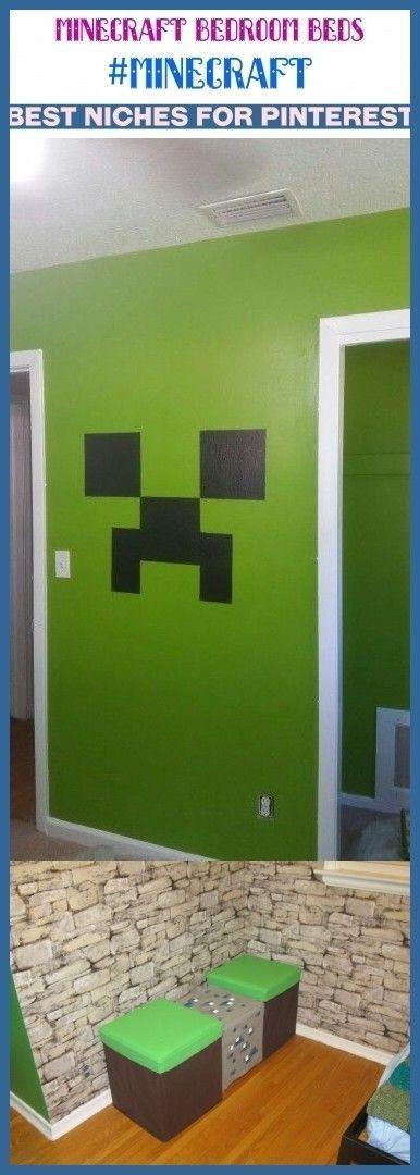 Minecraft Simple Wall Designs : minecraft, simple, designs, Jessica, Bonds, Minecraft, Bedroom, Designs,, Wall,, Design