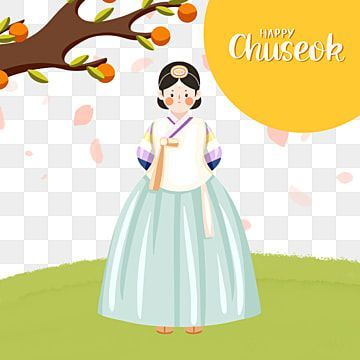 Korean Autumn Eve Festival Hand Drawn Female Hanbok Elements Autumn Night Festival Culture Png Transparent Clipart Image And Psd File For Free Download How To Draw Hands Traditional Ink Retro Poster