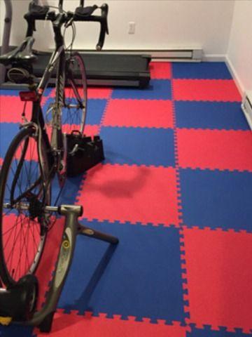How Do I Keep My Foam Mat From Sliding Interlocking Tiles Rolls In 2020 Foam Mats Foam Flooring Interlocking Tile