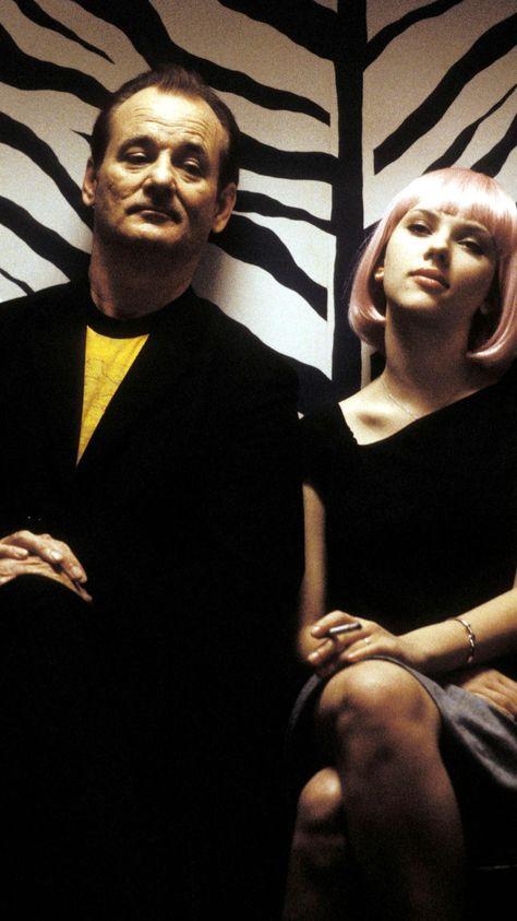 Lost in Translation (2003) Phone Wallpaper | Moviemania