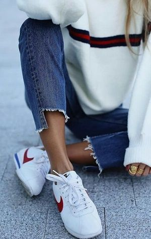 Nike outfits, Nike sneakers outfit