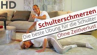 Drücke & dehne diese Stelle gegen dein Schulter-Arm-Syndrom! - YouTube