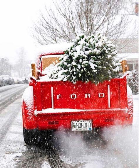 Robert Norris Robertdnorris Instagram Photos And Videos Christmas Aesthetic Christmas Truck Christmas Seasons
