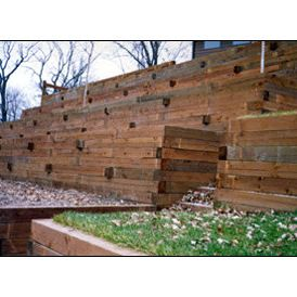 Traditional Retainer Walls By High Prairie Landscape Supply