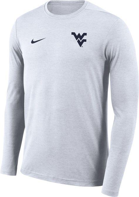 Nike Virginia West Mountaineers Men's Fit Coach Football Dri kiuOXZP
