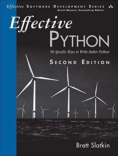 Download Pdf Effective Python 90 Specific Ways To Write Better