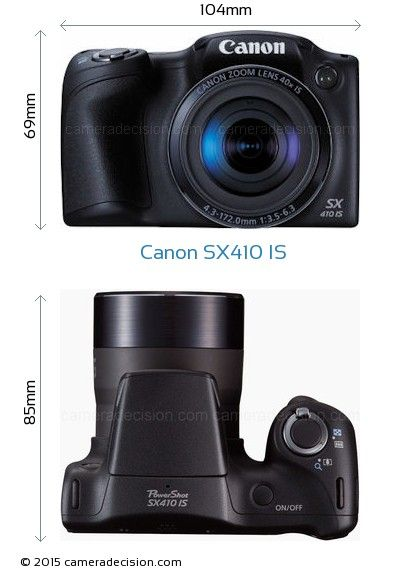Canon Powershot Sx410 Is Review And Specs Camera Reviews Powershot Canon