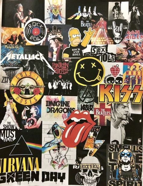 #rock Music Greatest Bands Of Alltime