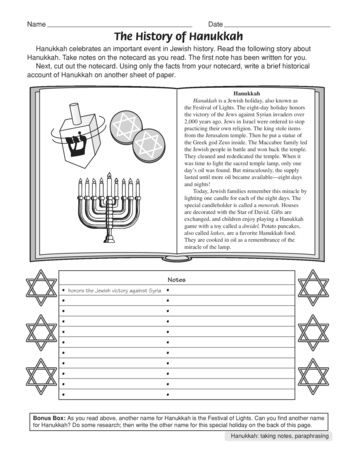 Students Practice Note Taking With Reading Worksheet That Presents The History Of Hanukkah A Writin Reading Worksheets Practices Worksheets Worksheet Template History worksheets for 2nd grade