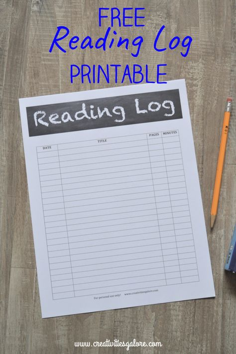 Home Reading Log, Reading Club, Reading Logs, Reading Workshop, Kids Reading, Free Reading, Guided Reading, Homeschool Books, Homeschooling