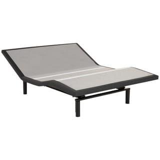 2 Adjustable Bed Frame With Head Tilt Anti Snore Massage
