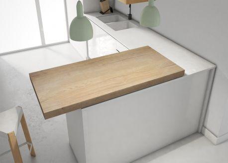 La Table Pivotante Ideale Pour Petits Espaces Amenagement Cuisine Amenagement Maison Deco Maison