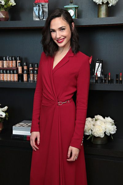 Revlon announces Gal Gadot as new Global Brand Ambassador on January 9, 2018 in New York City.