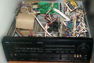 Downlload yamaha rx-v1050 service manual   Electronic