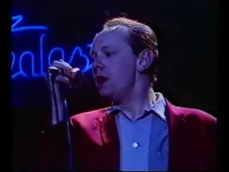 Joe Jackson - Steppin Out (live 82)