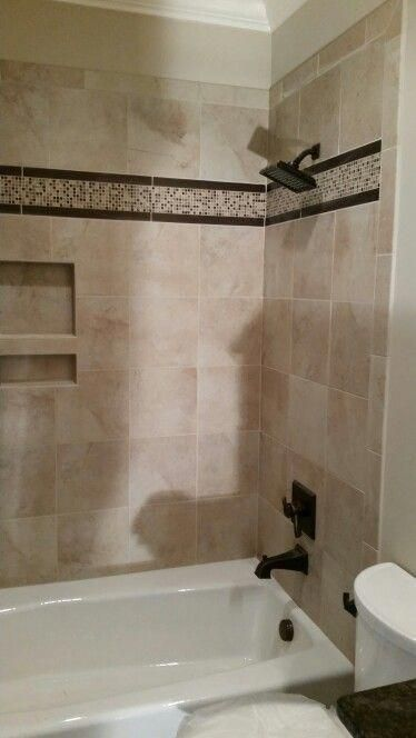 If You Re Doing Your Own Job Slash Your Materials Delivery Charges By Picking Up Products Yourself Small Bathroom With Tub Tub Remodel Bathroom Remodel Shower