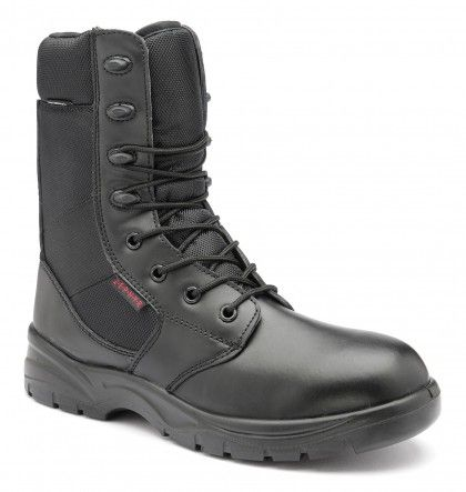Waterproof Leather Security Boots Waterproof Clothing