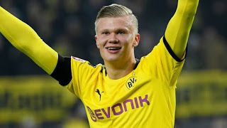 Sensational Haaland Scored Twice Dortmund Down Psg In Round Of Sixteen Highlight In 2020 Borussia Dortmund Dortmund Champions League