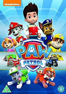 Paw Patrol Edizione Regno Unito Reino Unido Dvd Amazon Es Unknown Unknown Cine Y Series Tv Pow Patrol Personajes Patrulla Canina La Patrulla