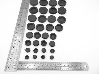 Fits 1 16 Thick Panel Sheet Metal Knock Out Hole Plug Rubber Grommet 10 Sizes In 2020 Rubber Grommets Sheet Metal Paneling