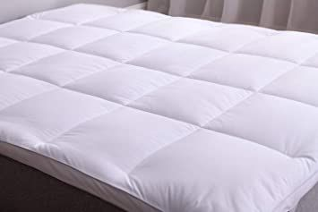 yeios quilted twin mattress topper