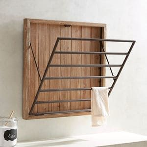 Wall Hanging Drying Rack Laundry Room Drying Rack Laundry Rack Drying Rack Laundry