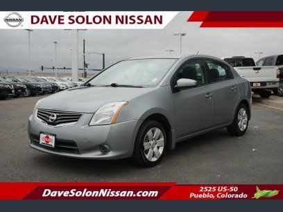 Used 2011 Nissan Sentra 2 0 S For Sale In Pueblo Co 81008 Kelley Blue Book Nissan Sentra Nissan Kelley Blue