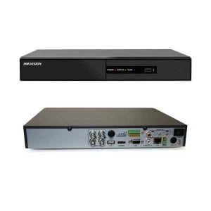 Hikvision DVR Turbo HD 4 Channels Security Surveillance DS-7204HGHI-SH CCTV