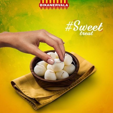 Tag a friend who can eat Rasgullas without counting!!