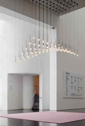 Vibia   Algorithm Pendant Lamp