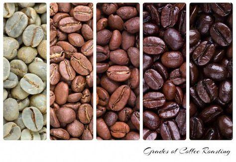 Dark Roast Vs Light Roast In Terms Of Caffeine Coffeebeans
