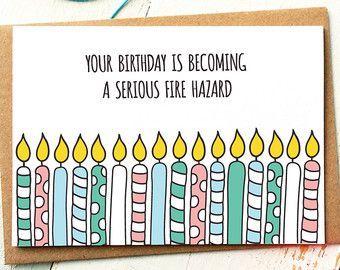 Funny Birthday Card Level Up Gamer Birthday By Finchandthefallow Funny Birthday Cards Birthday Cards For Friends Dad Birthday Card
