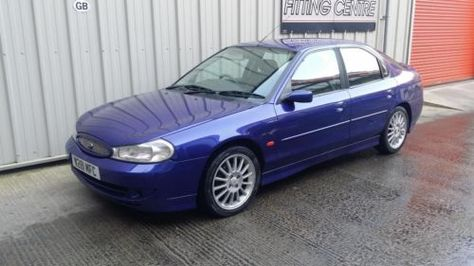 For Sale 2000 Ford Mondeo 2 5i V6 St200 St 200 Ford Mondeo Ford Classic Fords For Sale