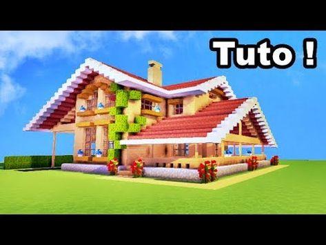 épinglé Par Alex Sur Minecraft Belle Maison Minecraft
