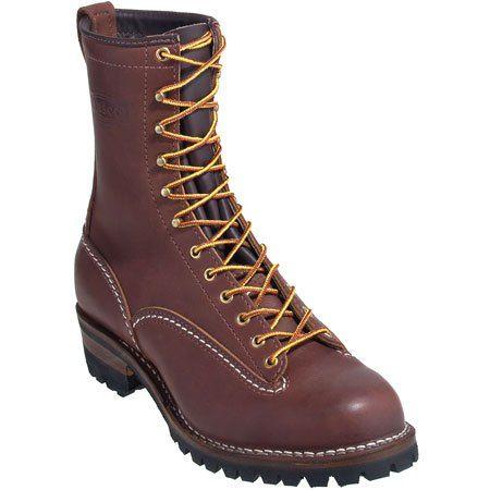 Wesco Boots: Men's BR110100 Brown