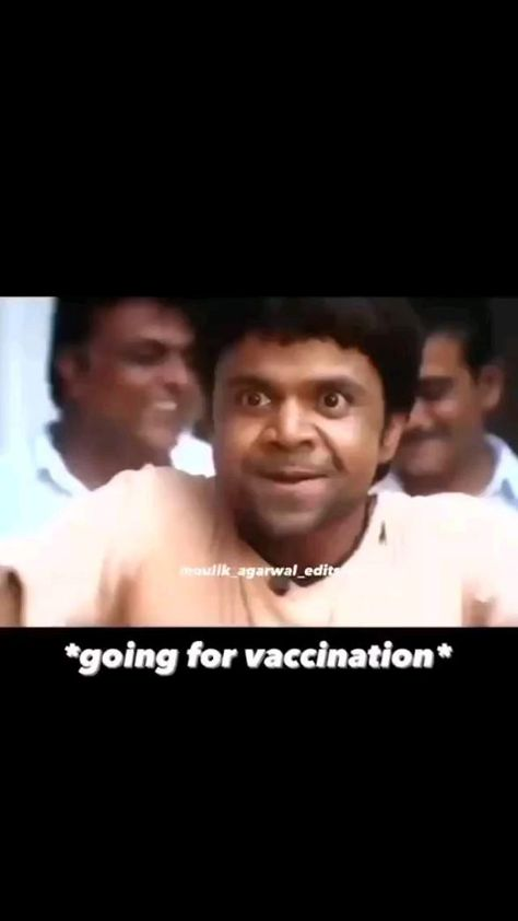vaccination before & After Vaccination..💉