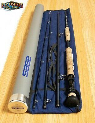 Ad Ebay Sage Xi2 12wt 9 0 4 Piece Fly Fishing Rod W Foregrip Fly Fishing Rods Fishing Rod Fly Fishing
