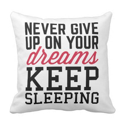 Express Yourself With Funny Pillows