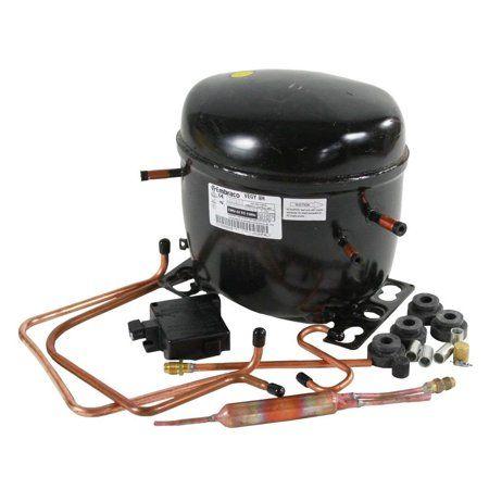 Ge Wr87x10111 Compressor Walmart Com Refrigerator Compressor Ge Refrigerator Compressor